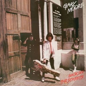 moore,gary - back on the streets (expanded edt.)
