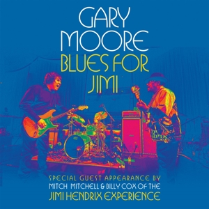 moore,gary - blues for jimi