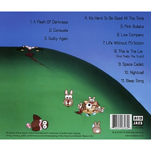 morriss,mark - a flash of darkness (Back)