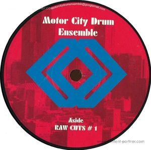 motor city drum ensemble - raw cuts 1 & 2