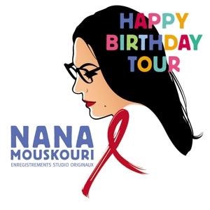 mouskouri,nana - happy birthday tour