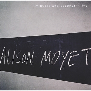 moyet,alison - minutes and seconds:live
