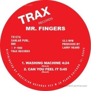 mr fingers - washing machine/can u feel