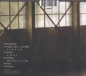 murcof - remembranza (Back)