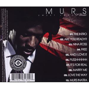 murs & 9th wonder - sweet lord (Back)