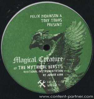 mythical beats - magical creature/ n. chacona rmx