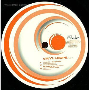 nalin inc - planet violet (vinyl loops1)
