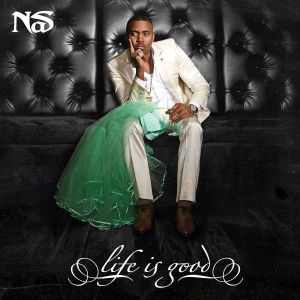 nas - life is good  (deluxe edt.)