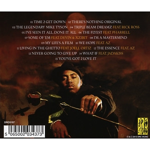 nas - time to get down (Back)