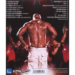 naughty by nature - anthem inc (Back)