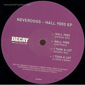 neverdogs - hall 9000 ep