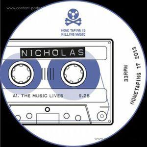 nicholas - music lives