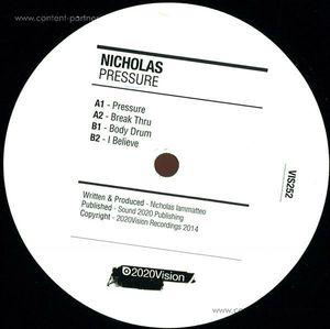 nicholas - pressure