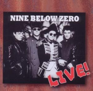 nine below zero - live in europe 1992