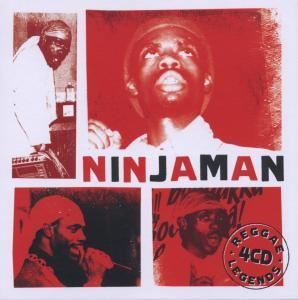 ninjaman - reggae legends (box set)