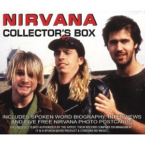 nirvana - collector's  box