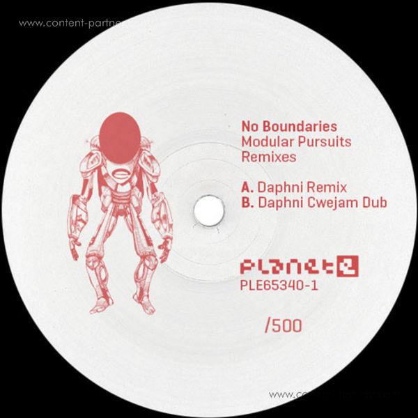 no boundaries - modular pursuits (Daphni Remixes)