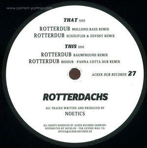 noetics - rotterdachs ep (Schaeufler & Zovsky)
