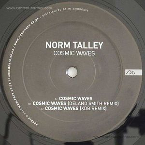 norm talley - cosmic waves (back in stock)