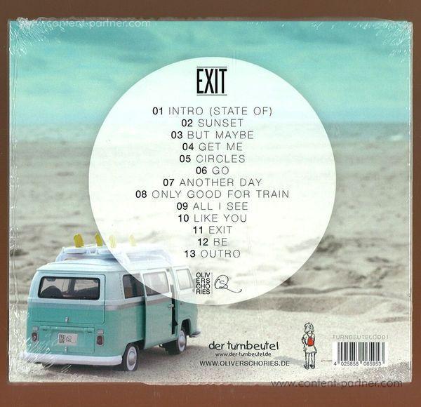 oliver schories - exit (Back)