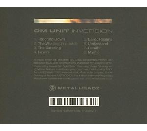 om unit - inversion (Back)