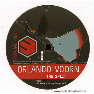 orlando voorn / lodig - the split BACK IN STOCK