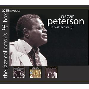 oscar peterson - finest recordings
