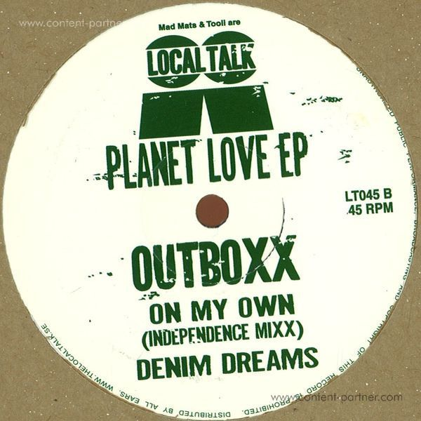 outboxx - planet love