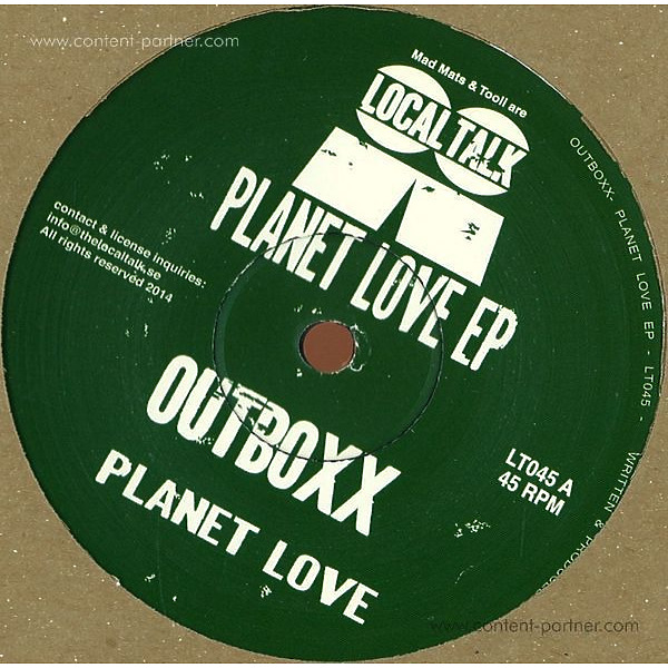 outboxx - planet love (Back)