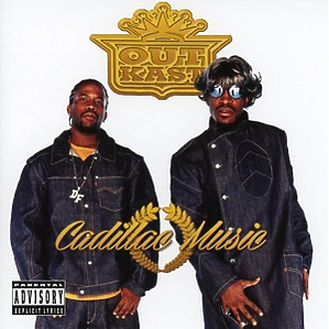 outkast - cadillac music