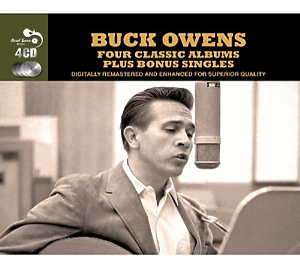 owens,buck - 4 classic albums plus