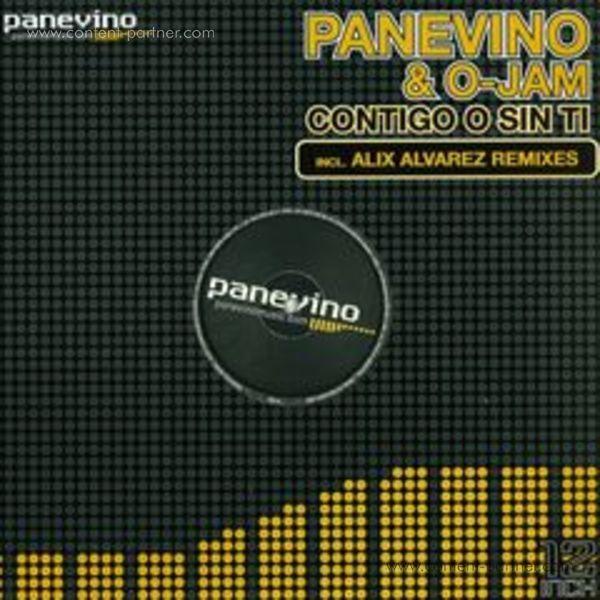 panevino & o-jam - contigo o sin ti