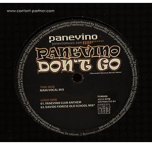 panevino - don't go