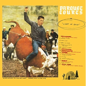 parquet courts - light up gold/tally all things...(ltd.)