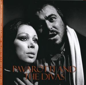 pavarotti,luciano - pavarotti and the divas