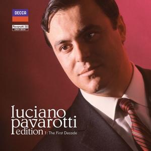 pavarotti,luciano - pavarotti edition: the first decade (ltd