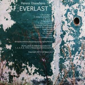 perera elsewhere - everlast (Back)
