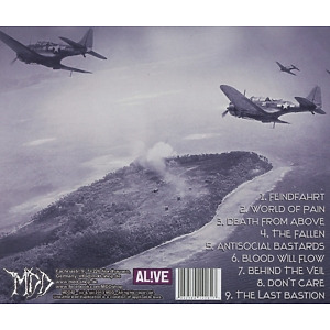 pessimist - death from above (Back)