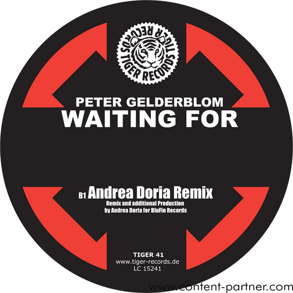 peter gelderblom - waiting for
