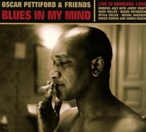 pettiford,oscar/friends - blues in my mind
