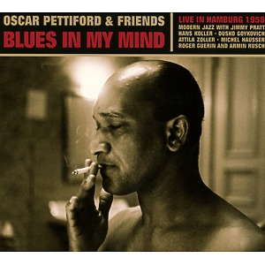 pettiford,oscar/friends - blues in my mind