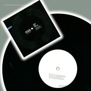 "pezzo & alan sellers - into the bones (12"" + ltd flexy disc)"