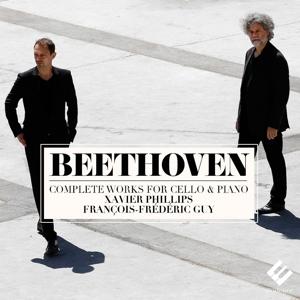 phillips,xavier/guy,francois-frederic - s?mtliche st�cke f�r cello & klavier