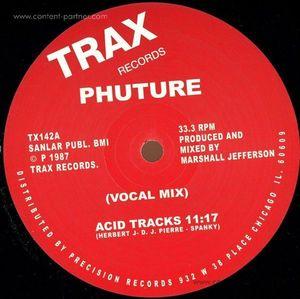 phuture - acid tracks REPRESS