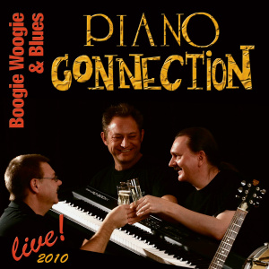 piano connection - boogie woogie & blues-live 2010