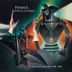 pinback - nautical antiques