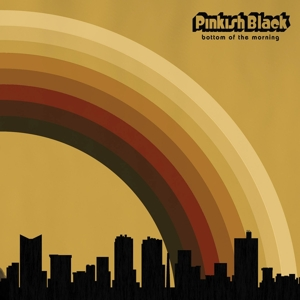 pinkish black - buttom of the morning