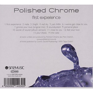 polished chrome - first experience (Back)