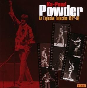 powder - ka-pow! an explosive collection 1967-68