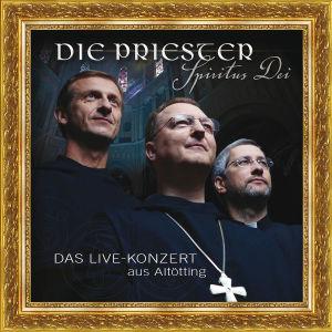 priester,die - spiritus dei - das live-konzert aus alt?